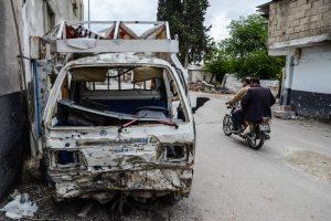 JAV nepriėmė Rusijos siūlymo kartu bombarduoti džihadistus Sirijoje