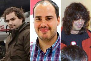 Paleisti trys ispanų žurnalistai, kurie buvo pagrobti Sirijoje