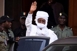 Buvęs Čado diktatorius nuteistas kalėti iki gyvos galvos