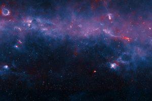 Pristatytas Paukščių Tako galaktikos centro erdvėlapis