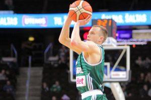 L. Lekavičius: šiemet žaisime greitesnį krepšinį