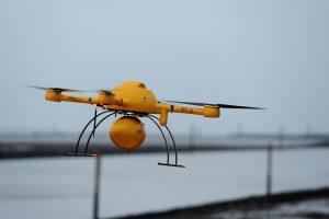 Klaipėdoje iš automobilio pavogtas dronas
