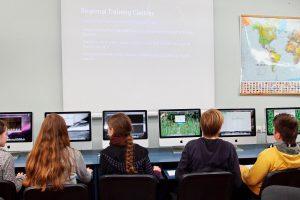 Išaiškino prie elektroninio dienyno neteisėtai prisijungusius gimnazistus