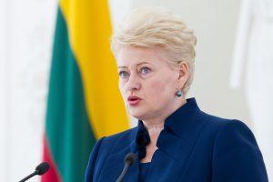 Šalies vadovai ragina saugoti lietuvių kalbą ir žiniasklaidą