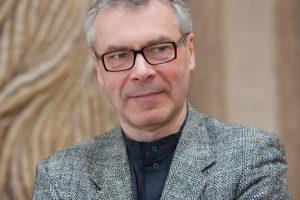 Aktorius R. Bagdzevičius: lietuviai – draugiški, atviri, bet bailūs