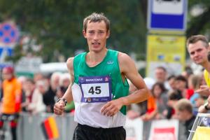 Lietuvos čempionais 10 km bėgimuose tapo T. Venckūnas ir G. Juknytė