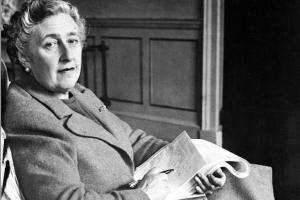 Sukanka 125 metai, kai gimė rašytoja A. Christie