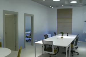 Biuras-transformatorius, kuriame karaliauja funkcionalus modernumas