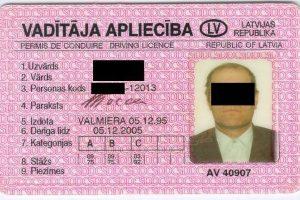 Teisių klastotę pateikęs latvis į Lenkiją neišvažiavo