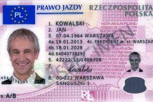 Vairuotojo pažymėjimo klastotę pateikęs lenkas atsidūrė areštinėje