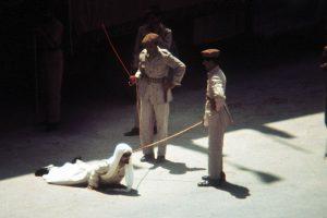 Saudo Arabijoje už bausmę nuplaktas princas