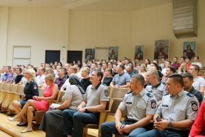 Lietuvos policijos mokykloje mokytis pradės 100 naujų kursantų