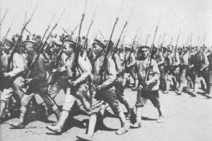 Kruvini Raudonosios armijos pėdsakai Lietuvoje