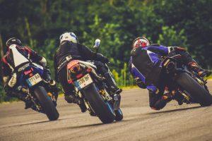 Motociklininkų sekmadieno atlaidai Kačerginėje