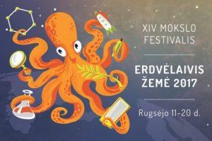 """Festivalyje """"Erdvėlaivis Žemė"""" – įdomiausi mokslo ir meno pasiekimai"""