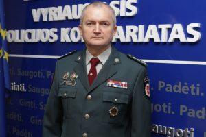 Naujasis FNTT vadas: mažakalbis detektyvas, tyręs 767 nužudymus