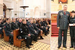 Kauno policijos vadas: dėkoju ir didžiuojuosi kiekvienu pareigūnu