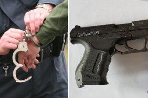 """Kauniečio namuose – visa """"amunicija"""": ir narkotikai, ir ginklai"""