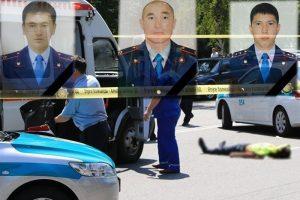 Kazachstane Almatos šauliui skirta mirties bausmė