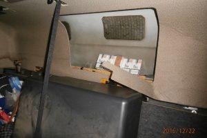 Muitininkams įkliuvo nelegalius rūkalus vežęs šiaulietis
