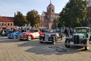 """Valstybės atkūrimo šimtmečiui – rekordinis ralis """"Aplink Lietuvą – 2018"""""""
