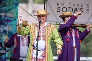 Kauno tautinės mažumos padovanojo Lietuvai šventę