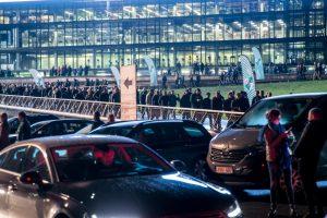 """Dėl pirmųjų """"Eurolygos"""" rungtynių – eismo ribojimai"""