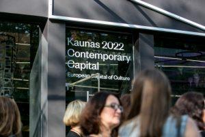 Europos Komisija vertino Kauno pasirengimą tapti Europos kultūros sostine