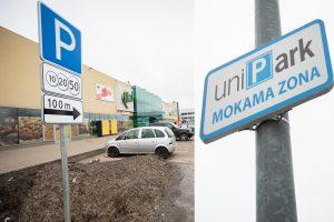 """Apmokestintos aikštelės detektyvas: """"Unipark"""" pelnosi iš kauniečių baudų?"""