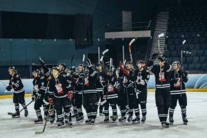 """""""Hockey Punks"""" varžovų tvirtovėje patiesė čempionato lyderį"""
