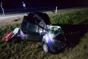 Lenkijoje – kraupi avarija: vienas lietuvis žuvo vietoje