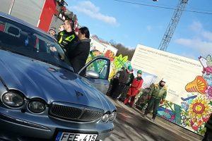 Dėl sudėtingų eismo sąlygų Kauno apylinkėse – avarijos