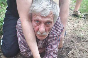 Vilniuje girtas vyriškis užpuolė mažametę: išgelbėjo į mišką atbėgęs tėtis