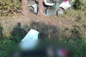 Tragedija Varėnoje: avarijos metu žuvo jaunuolis