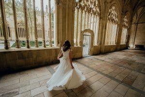 Vestuvės Prancūzijoje: šokis su bandele