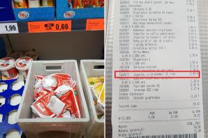 """Už akcinį jogurtą """"Lidl"""" kasoje sumokėjo visą kainą: būkite budrūs!"""