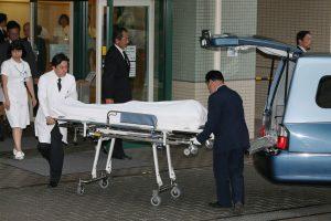 Japonijos policija ieško ligoninės pacientų nuodytojo