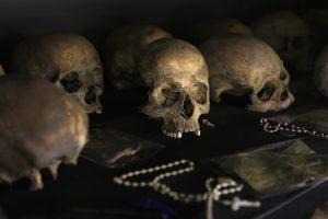 Ruandos vyskupai atsiprašė už vykdytą genocidą