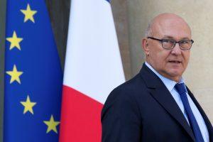 Prancūzijos ministras: planuojame mažinti mokesčius verslui ir namų ūkiams