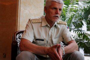 Generolas: D. Trumpas rimtai nesvarsto JAV pasitraukimo iš NATO