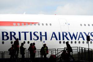 """Vilniaus valdantieji 2,1 mln. eurų parama privilios """"British Airways""""?"""