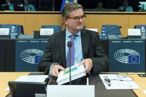 Paskutinis Britanijos komisaras sąjungoje: dirbsiu bendram Europos interesui