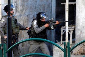 Vakarų Krante nukautas Izraelio karį puolęs palestinietis