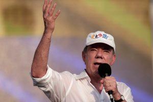 Kolumbiečiai atsisakė taikos susitarimo su marksistų sukilėliais