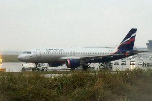 Rusijos lėktuve dėl turbulencijos susižeidė 27 keleiviai