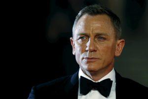 D. Craigas dar pasirodys Dž. Bondo amplua?