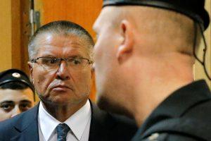 Rusiją krečia dideli korupcijos skandalai