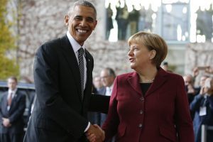 B. Obamos vizitas Europoje – įspėjimas D. Trumpui?