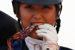 Areštuota Pietų Korėjos skandalo iniciatorės dukra