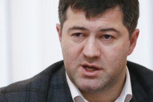 Policijos įtarimų sulaukusį Ukrainos valdininką ištiko infarktas